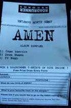 AMEN Amen Album Sampler album cover