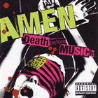 AMEN Death Before Musick album cover
