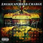 AMERICAN HEAD CHARGE — The War Of Art album cover
