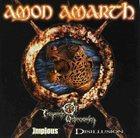 AMON AMARTH Fate of Norns Release Shows album cover
