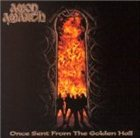 AMON AMARTH Once Sent From the Golden Hall album cover