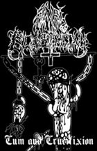 ANAL BLASPHEMY Cum and Crucifixion album cover