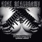 ANAL BLASPHEMY Misanthropy (Purification Manifest) album cover