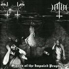ANAL BLASPHEMY Slave of the Impaled Prophet album cover