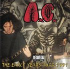 ANAL CUNT The Early Years 1988-1991 album cover