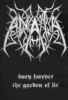 ANATA Bury Forever the Garden of Lie album cover