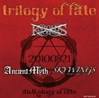 ANCIENT MYTH Anthology of Fate album cover