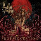 AND HELL FOLLOWED WITH Proprioception album cover