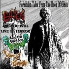AND YOU WILL LIVE IN TERROR Forbidden Tales from the Book of Eibon album cover