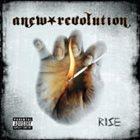 ANEW REVOLUTION Rise album cover