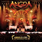ANGRA Angels Cry - 20th Anniversary Tour album cover