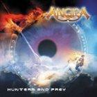 ANGRA Hunters and Prey album cover