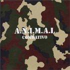 A.N.I.M.A.L. Combativo album cover