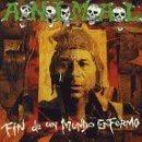 A.N.I.M.A.L. Fin de un mundo enfermo album cover
