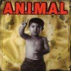 A.N.I.M.A.L. Poder latino album cover