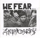ANIMOSITY We Fear... album cover