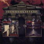 ANNIHILATOR Alice in Hell / Never, Neverland album cover
