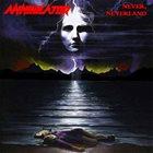 ANNIHILATOR Never, Neverland pre-production demo II album cover