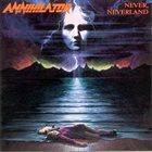ANNIHILATOR Never, Neverland preproduction demo album cover