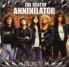 ANNIHILATOR The Best Of Annihilator album cover