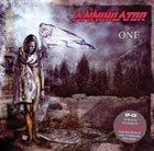 ANNIHILATOR The One album cover