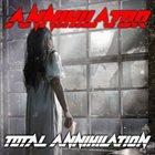ANNIHILATOR Total Annihilation album cover
