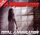 ANNIHILATOR Total Annihilation (6 CD set) album cover