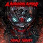 ANNIHILATOR Triple Threat album cover