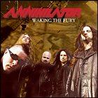 ANNIHILATOR Waking the Fury album cover