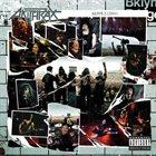 ANTHRAX Alive 2 album cover