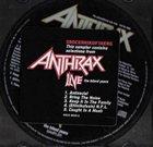 ANTHRAX Drocernikuftaerg album cover
