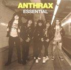ANTHRAX Essential album cover