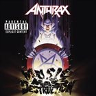 ANTHRAX Music Of Mass Destruction album cover