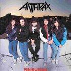 ANTHRAX Penikufesin album cover