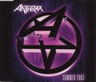 ANTHRAX Summer 2003 album cover