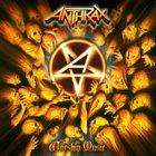 ANTHRAX Worship Music album cover