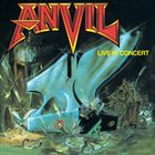 ANVIL Past and Present: Live in Concert album cover
