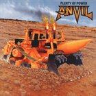ANVIL Plenty of Power album cover