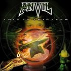 ANVIL This Is Thirteen album cover