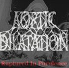 AORTIC DILATATION Ruptured in Purulence album cover
