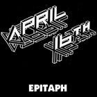 APRIL 16TH Epitaph album cover