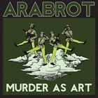 ÅRABROT Murder As Art album cover