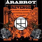 ÅRABROT Revenge album cover