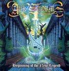 ARK STORM Beginning of the New Legend album cover