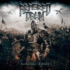 ARMORED DAWN Barbarians in Black album cover