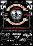 ARMORED SAINT Metal Blade Records: 20th Anniversary Party album cover