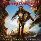 ARMORED SAINT Saints Will Conquer album cover
