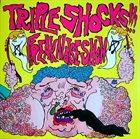 ARSEDESTROYER Triple Shocks !!! Freak Noise Show album cover