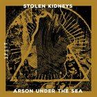 ARSON UNDER THE SEA Split album cover