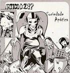 ARTIGO DZ9? Sociedade Apática album cover